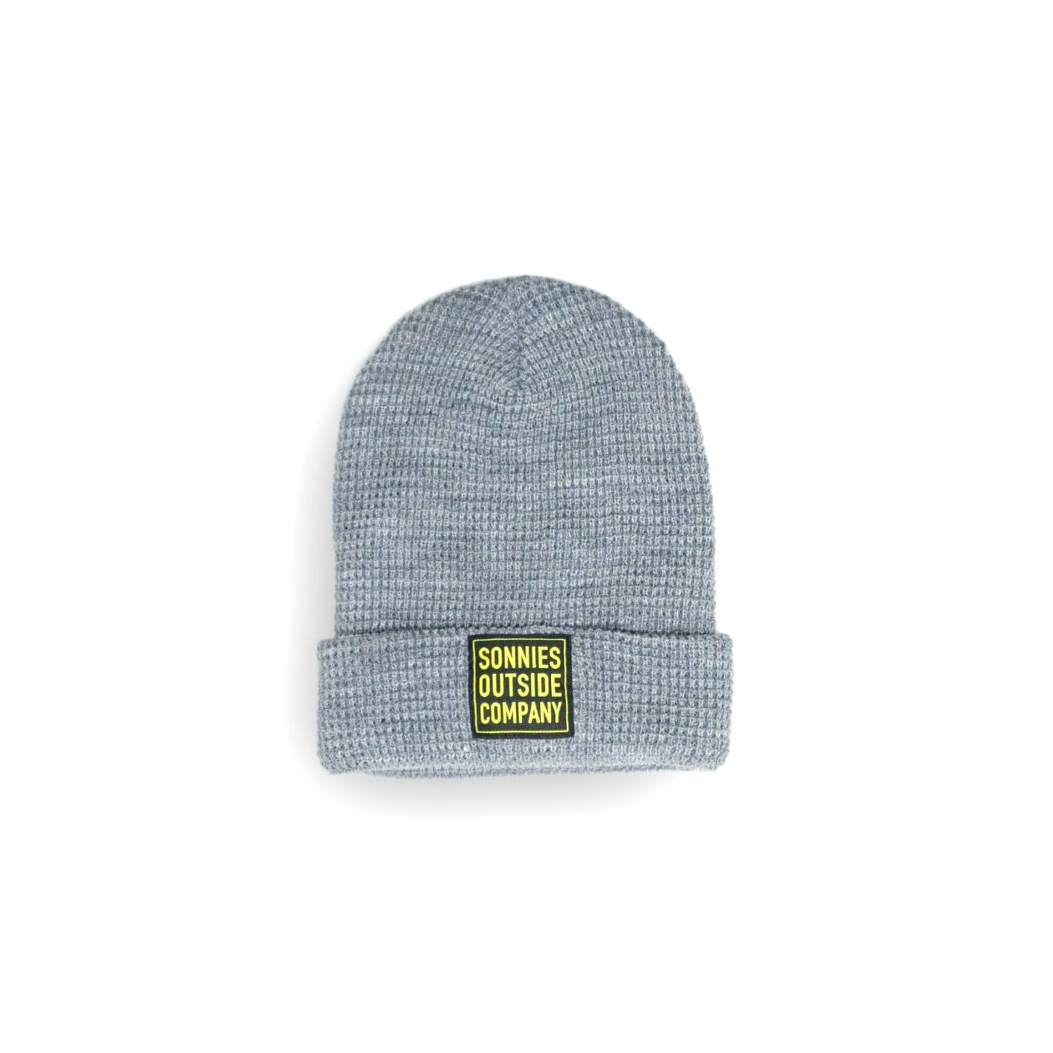 Sonnies Outside HIking Clothes - Grey Beanie Boggin Cap
