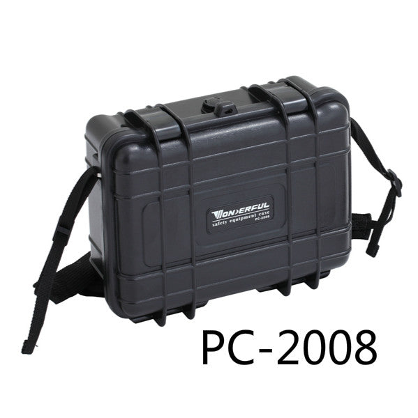 Plastic Sealed Waterproof Safety Equipment Portable Case