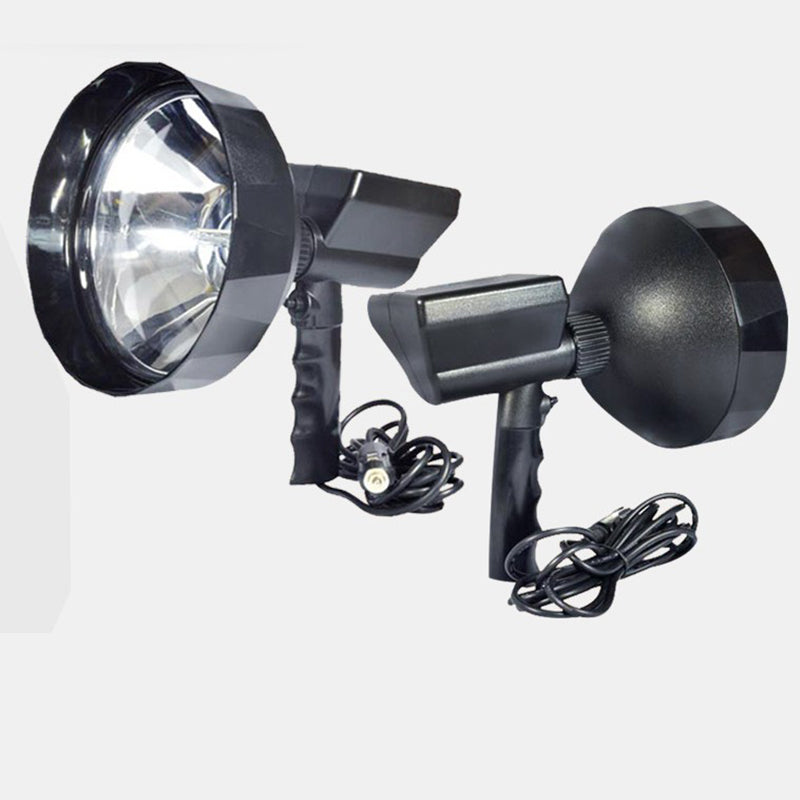 12V 100W Led Portable Handheld Spotlight Camping Hunting Fishing And Also For Car Lamp