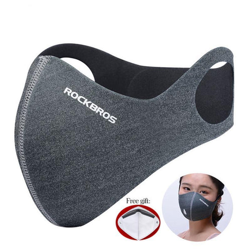 Anti-dust Outdoor Face Mask Breathable Waterproof PM 2.5 Protection