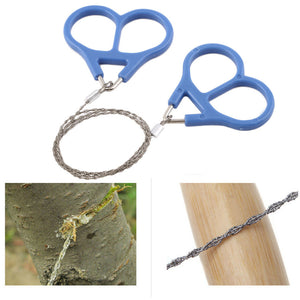 Portable Stainless Steel Wire For Outdoor Hunting Travel & Emergency Survival Tool