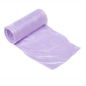 Single Color Thick Environmental Plastic Waste Bags
