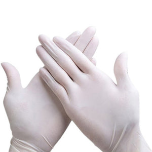 10/20/40Pair Disposable Sterile Medical Latex Gloves