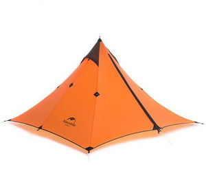 Ultralight Hiking Trekking Traveling 20D Nylon 1 Person Single Layer Outdoor Camping Tent