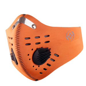 PM2.5 Activated Carbon Breathable Filter Running Protection Mask