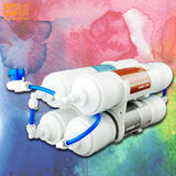 4 Stages Portable Water Purifier Ultrafiltration System PUI-4