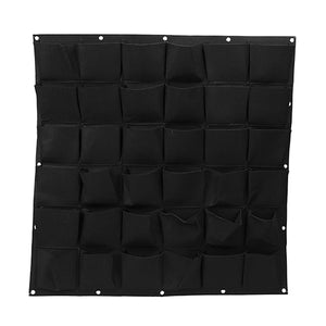 20 Kinds Pocket Wall Vertical Hanging Garden Grow Bags For Plants And Flowers