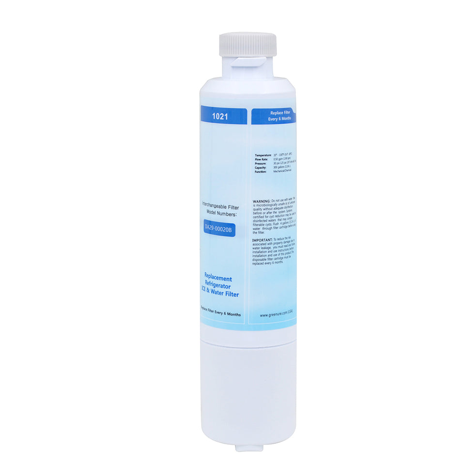 Water Purifier GRE1021 Replacement Refrigerator Water Filter Carbon 2 Pcs/lot