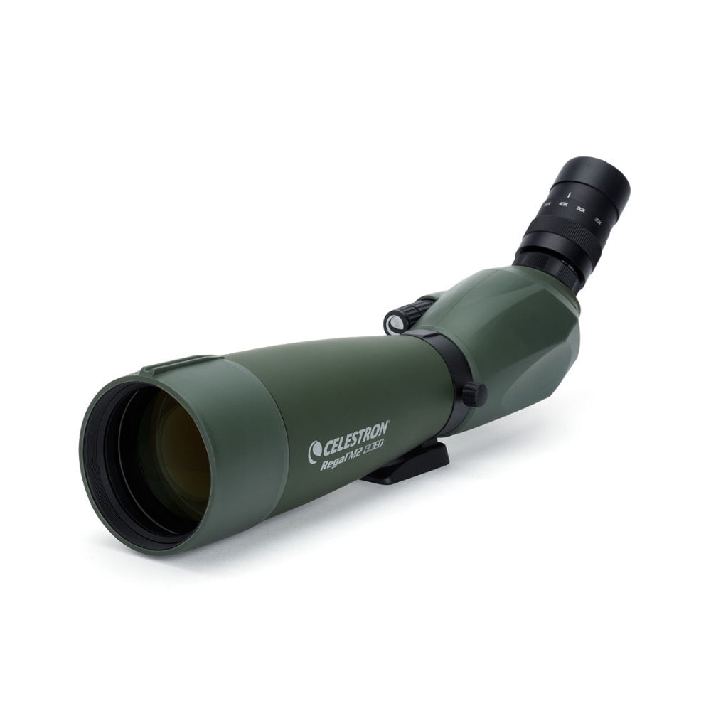 Regal M2 80 F-ED 45degree 20x-60x Zoom Spotting Scope Telescope Multi-Coated for Bird Watching Hunting And Travel