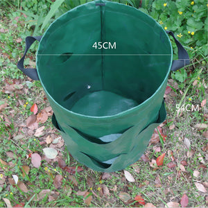 Planting Plastic Cultivation Growing Bags For Garden Flowers Vegetable
