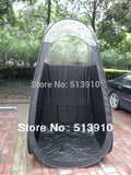 Spray Tanning With PVC Roof/top High Quality Instant Pop Up Tent