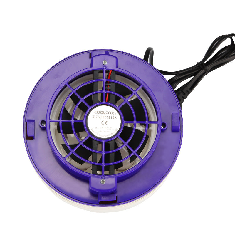 Pest Control Purple Light LED Lamp Bug Zapper Fly  Trap Wasp Mosquito Killer