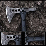 High Quality Outdoor Tactical Tomahawk Army Hunting Camping Survival Multifunctional Axe