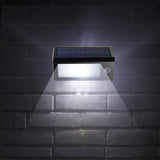 20 LED SMD2835 Solar Power Lamp 440Lumens PIR Motion Sensor Flood Light Waterproof Light Garden Wall Lamp Garden Decoration
