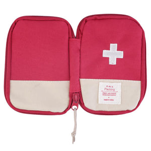 Emergency First Aid Kit Camping Outdoor Travel