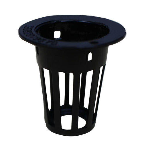 10pcs Soilless Garden Nursery Pots Culture Basket Holder Hydroponic Mesh Plus Net
