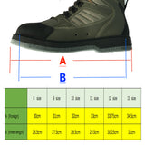 Breathable Outdoor Quick-dry And Non-slip Waders High Quality Men's Shoes