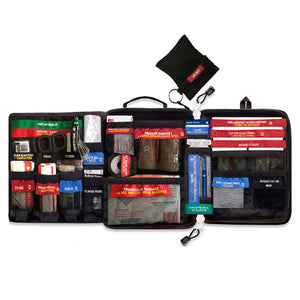 Survival Travel Medical Bag Outdoors First-Aid Kit Camping Emergency Kit Treatment Pack Set