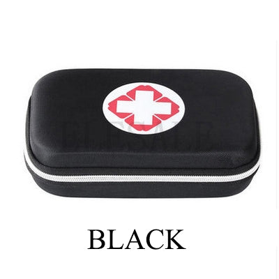 6 Color 10pPcs Person Portable Outdoor Waterproof EVA First Aid Kit For Family Or Travel Emergency Medical Treatment