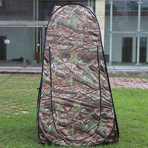 Portable Outdoor Beach Toilet Changing Room Shower Tent Bath Shelter with Carrying Bag