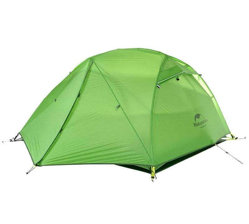 Star River Camping Tent Upgraded Ultralight 2 Person 4 Season Tent With Free Mat