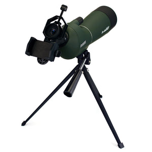 20-60x60 SV28 Spotting Monocular Zoom Telescope Birdwatch Hunting & Universal Phone Adapter Mount Waterproof