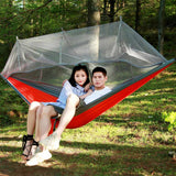 260*140CM Outdoor Travel Jungle Camping Hammock/Tent Swinging Hanging Bed 4 Colors