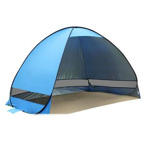 UV-Protective Lightwight Quick Automatic Pop Up Open Tent For Outdoor Camping Fishing