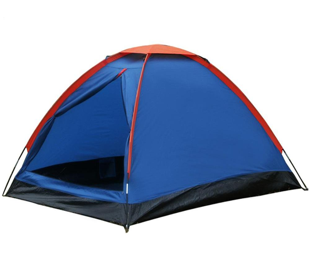 2 Person Three-Season Polyester Tent For Hiking Camping Trekking