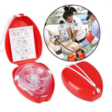 Artificial Respiration Reuseable With Disposable One-way Valve Airtight CPR Mask