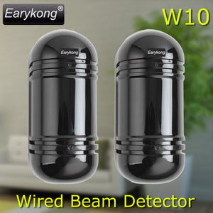 Outdoor Waterproof Wired Infrared Beam Detector