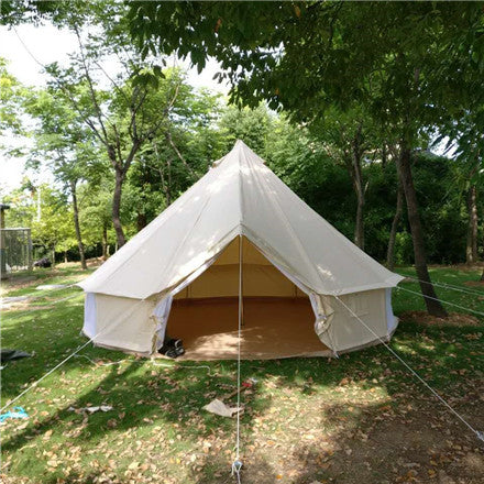 4M 5M 6M Heavy Duty Durable Bell Tent 900D Oxford Fabric Waterproof Luxury Tents for Garden Outdoor Parties