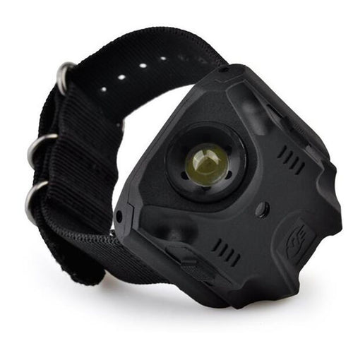 Hunting tactical Night Evolution Variable Output LED Wrist Outerdoor Light Lanterns lamp