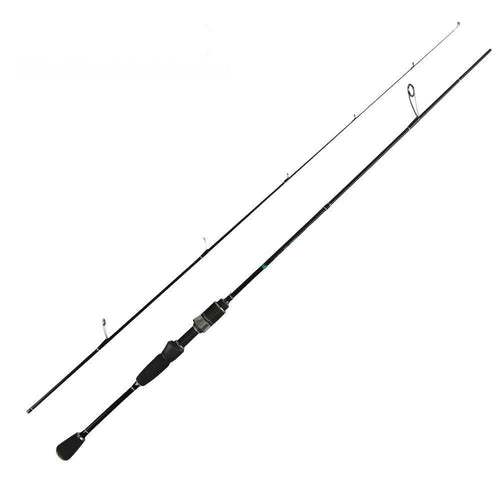 0.6-6g Fast action 1.68m Spinning Light Jigging Trout Carbon Fishing Rod 2.1m L 2-10g