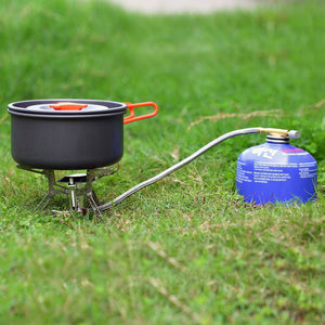 Stainless Steel Camping Gas Stove