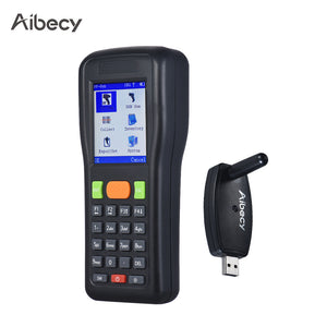 Handheld Inventory Data Terminal Collector Wireless & Wired Barcode Scanner PDT 1D Bar Code Scanning Engine