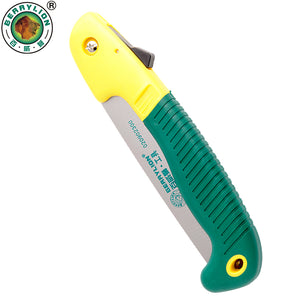 Portable Folding Universal Hand Saw For Garden Pruning Camping DIY Woodworking Hand Tools