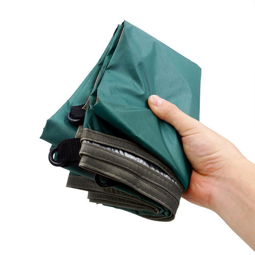 Waterproof Rain Fly UV Tarp Tent Camping Sunshade Awning Outdoor Sun Shade Canopy