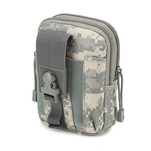 Emergency First Aid Kit Outdoor Camouflage Convenient Travel Military Waist Pouch/Bag