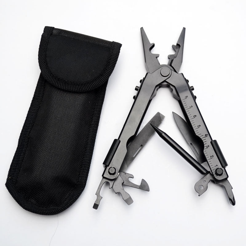 Multi Tool 8 in 1 Flexible Pliers Outdoor Camping Stainless Steel Tool