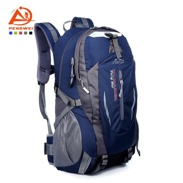 Nylon Black Backpack Waterproof Men's Back Pack Laptop Mochila High Quality Designer Backpacks Male Escolar S091