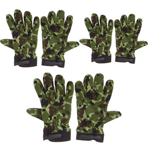 Outdoor Motorcycle Bike Riding Tactical Airsoft Full Finger Gloves M L XL