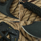 High Quality Multifunction Steel Tactical Tomahawk Axe Army Outdoor Hunting Camping Survival