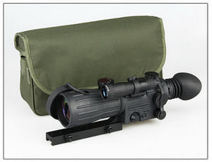 Infrared Night Vision Imaging Auxiliary Light Green Cross Sight Night Adjustable Mirror Field Dedicated