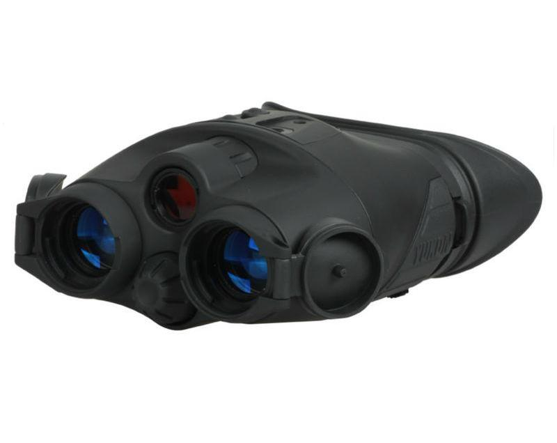 NV Tracker 1x24 Infrared Hunting Night Vision Goggle Binoculars Riflescope