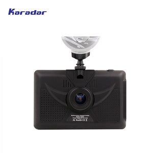 Android GPS DVR Car Digital Video Recorder 1080P 4.5inch IPS 854*480 Navigator Cortex A7*4 1.3GHz
