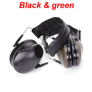 Professional Soundproof Foldaway Earmuffs For Noise Tactical Outdoor Hunting Shooting Ear Protection