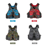 Breathable Fishing Vest Outdoor Sport Men Survival Utility Safety Waistcoat