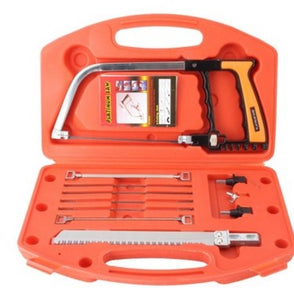 11 in 1 Woodworking Universal DIY Cutting Metal Wood Saw Kit Garden Tools