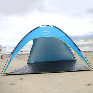 3-4 Person Outdoor Camping Waterproof Beach Tent